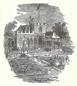 Wemmick's house