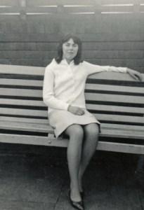 Carol aged 14
