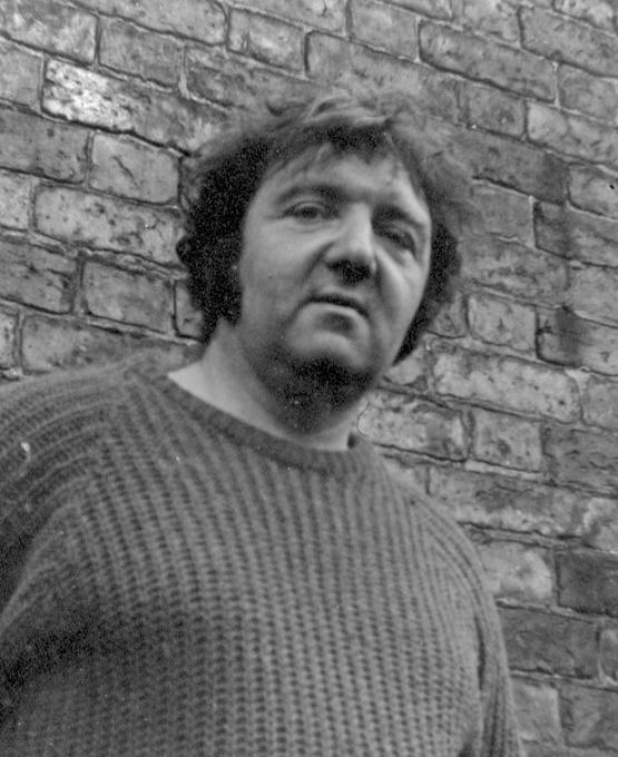 Arthur Dooley, sculptor in Liverpool