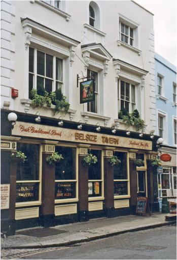 Belsize Tavern