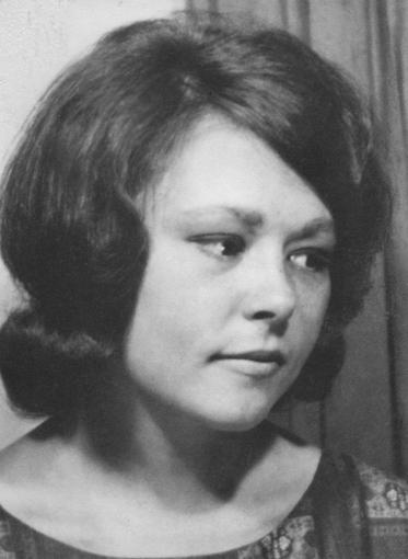 Kathy in 1963