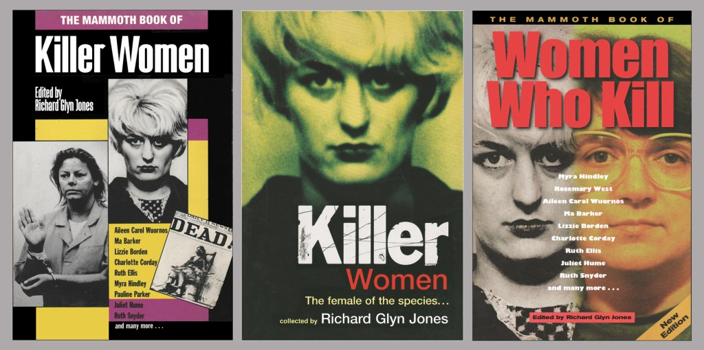 Killer Women, 3 editions of the same book