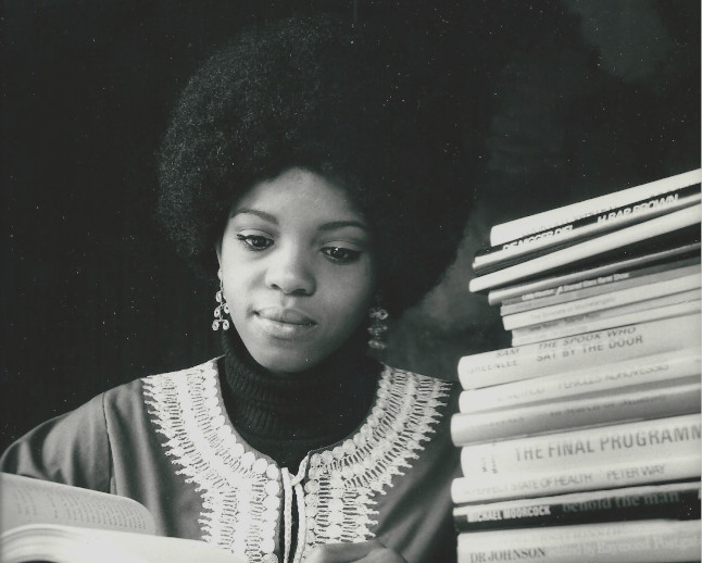 Margaret Busby