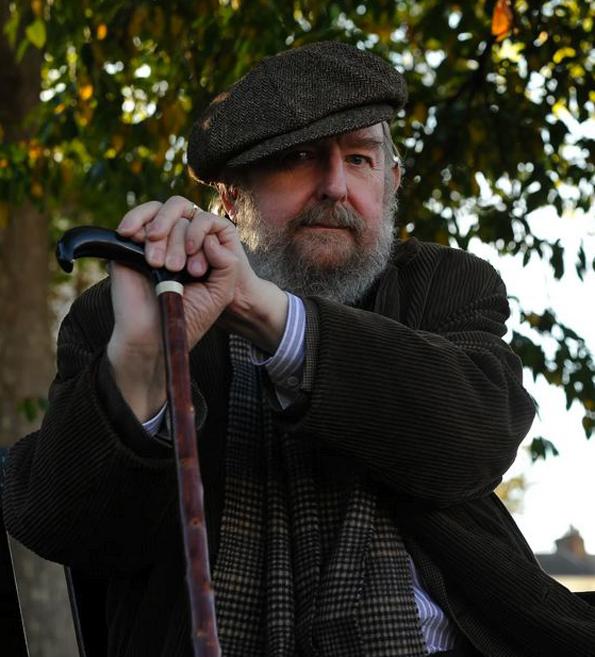 Mike Moorcock at 75