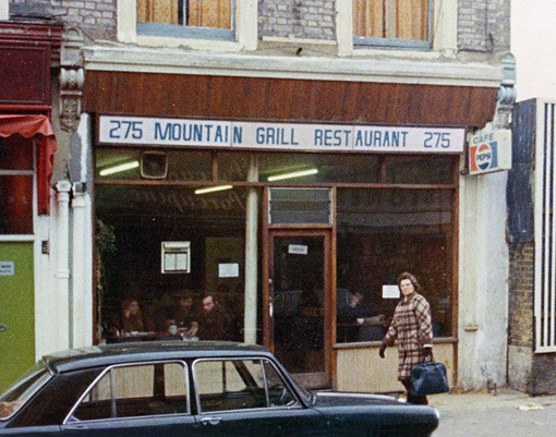 Notting Hill – The Mountain Grill