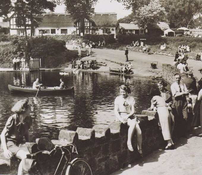 Raby Mere, 1959