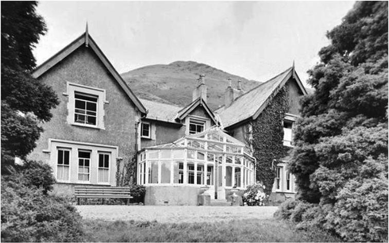 Snowdonia – Plas y Nant