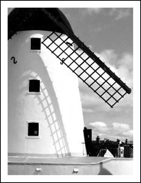 Windmill at Lytham St Annes
