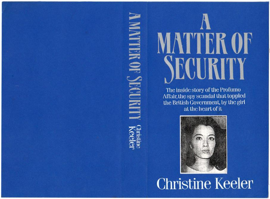 Christine Keeler early version