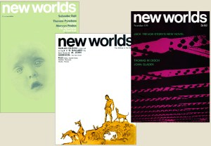 New Worlds with contributions by me